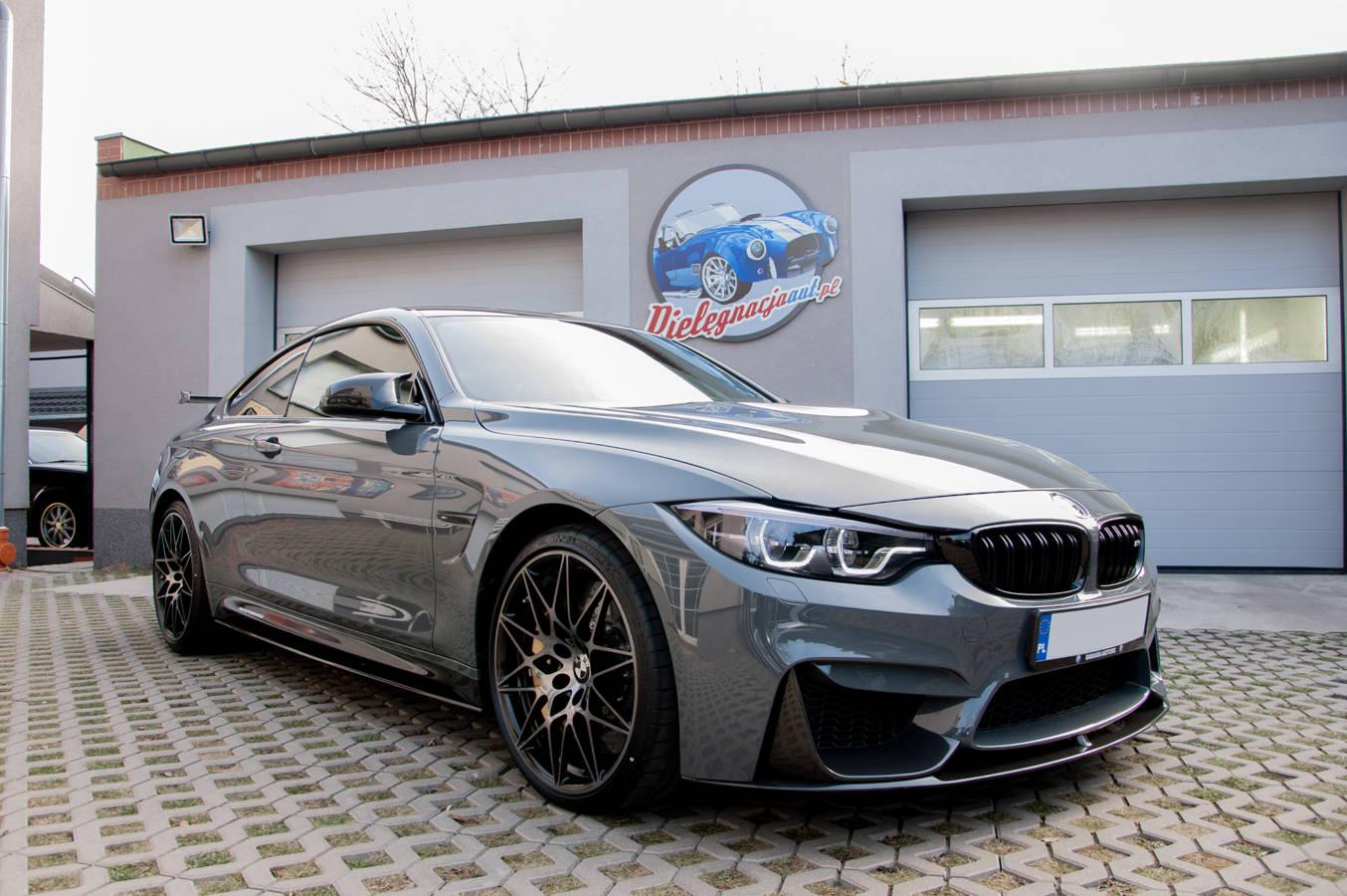 Folia PPF BMW